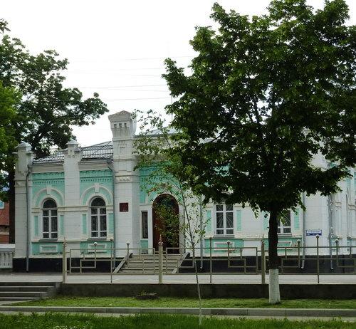 Управление образования администрации муниципального образования Новокубанский район